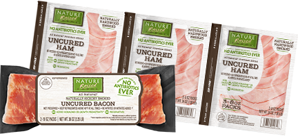 Ham and Bacon Packages
